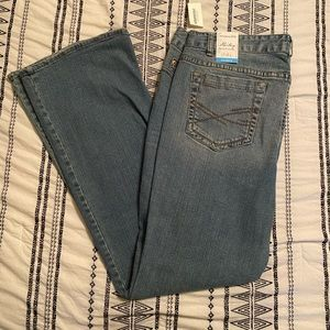 Aeropostale skinny flare jeans